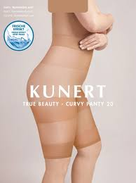Kunert Curvy 20 Panty 3 Pack