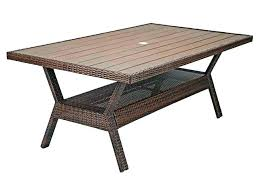 resin patio table sets round tables fresh and fabulous outdoor dining set sierra wood