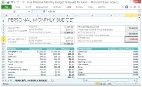 excel spreadsheet templates download monthly expenses excel sheet format household expense spreadsheet