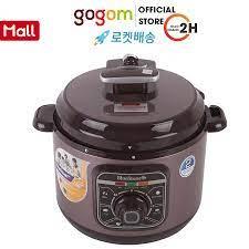 Nồi áp suất điện Bluestone PCBASN001-M15 GOGOM-1664 - Nồi ủ