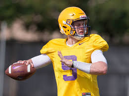 Miami Qb Depth Chart Take A Look At Lsu Footballs Depth Chart Heading Into