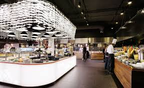 Restaurant Vandaag Amsterdam All In Live Cooking