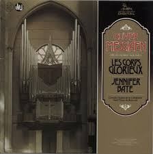 messiaen organ works olivier messiaen organ works volume i les corps glorieux