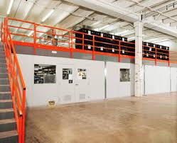 warehouse mezzanine modular office. Modular Building On Mezzanine Warehouse Office