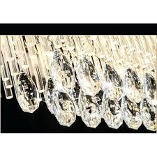 ceiling chandelier modern crystal led rectangular pendant ceiling light chandelier remote control ceiling fan chandelier home