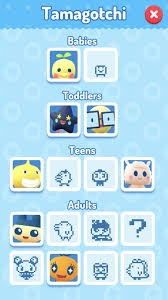 Tamagotchi Mini Growth Chart My Tamagotchi Forever Is Filled With Microcurrencies And