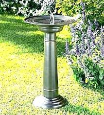 s solar powered outdoor fountain 20w water pump