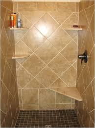 ceramic tile bathroom unique installing shower and floor how to install cost