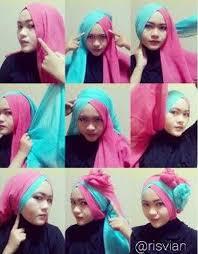 Tutorial hijab segi empat dengan ciput topi. Tutorial Hijab Paling Dicari Hijabers Tutorial Hijab Segi Empat Dengan Ciput Topi