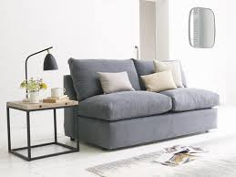small sofa beds trendy comfortable