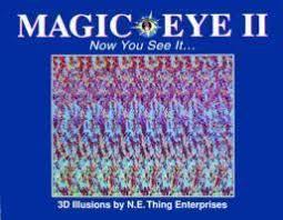 Magic Eye: Vol 2 : Cheri Smith : 9780836270099