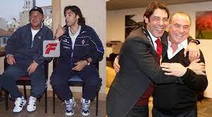 "Fanatik på Twitter: ""Fatih Terim ve Rui Costa 18 yıl sonra bir aradalar  #Galatasaray #Benfica #Fiorentina… """