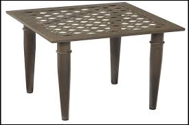 outdoor metal table. Wonderful Table Outdoor Furniture Metal Table For