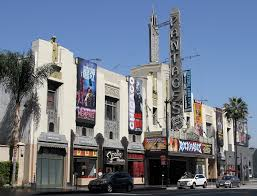Pantages Theatre Hollywood Wikipedia