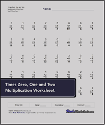4 times table worksheet to print new math about times tables worksheets best math worksheets times