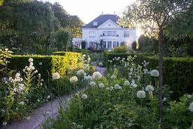 claus dalby s spring garden in denmark