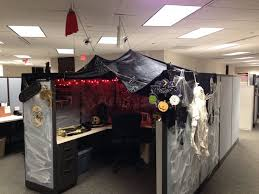 office ideas for halloween. Halloween Cubicle \u2026 Office Ideas For