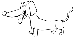 Kids can play with an array of colors and paint on these sketches which may appear both cartoonish as well as prairie dog coloring page. Dog Coloring Pages Printable Coloring Pages Of Dogs For Dog Lovers Of All Ages Printables 30seconds Mom