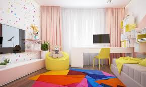 Kids Bedroom Decorations Bedroom Refreshing Kids Bedroom With Colorful Theme And Modern