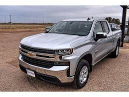Chevrolet Vehicles for Sale in Slaton at All American Chevrolet