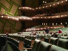 Hult Center Eugene Oregon Seating Chart Amazing Venue For A Show Picture Of Hult Center For The