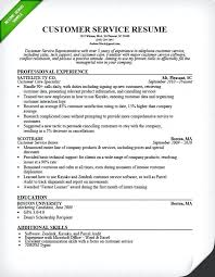 Resume Cover Letter Examples For Customer Service Awesome Resume Cover Letter Customer Service Orlandomovingco