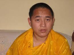 Tulku Pema Namgyal Rinpoche, head Lama of the monastery - kham7