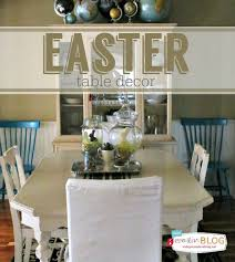 Apothecary Jars Decorating Ideas Easter Table Decorating Ideas Today's Creative Life 59