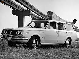 Toyota Corona Mark II Station Wagon (T78/T79) 1968–72 images ...