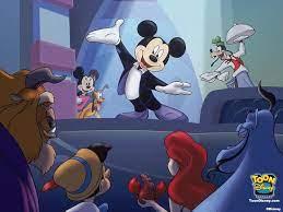 5 phim hoạt hình kinh điển về Chuột của hãng Disney
