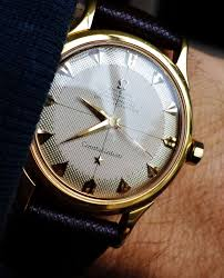 17 best images about men watches the internet tag stunning vintage omega constellation chronometer in 18k solid gold