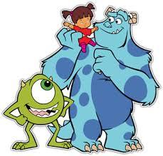 monster images for kids. Perfect Monster Image Is Loading MonstersIncMonsterKidsCartoonCarBumperWindow On Monster Images For Kids