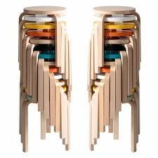 alvar aalto furniture. beautiful alvar artek alvar aalto  threelegged stools throughout furniture r