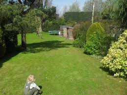 give ideas compleat large garden landscape gardening