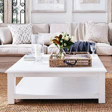 coffee table white square large tablesmodern hampton tableoversized sets t