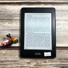 Máy Nhật Cũ] Máy Đọc Sách Kindle Paperwhite Gen 1 5th Code 0086
