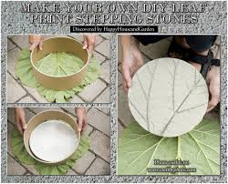 Diy Stepping Stones How To Make Stepping Stones Crafthubs