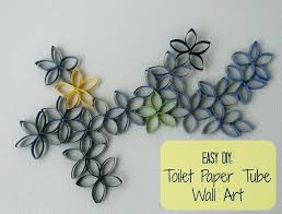 toilet paper roll wall decoration inexpensive wall art and