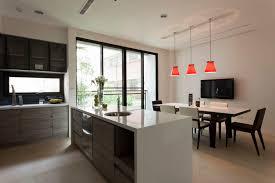 Modern Asian Kitchen Interior Asian Interior Design Modern Asian House Interior