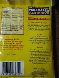 bartolin wallpaper adhesive