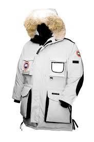 Mens Canada Goose Snow Mantra Parka White