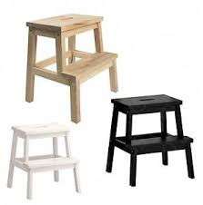 ikea step ladder | IKEA Bekvam Solid Beech Wood Kitchen Cupboard Step Stool  Wooden Step .