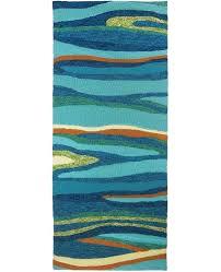 ocean waves rug ocean waves handmade blue indoor outdoor area rug ocean waves rug