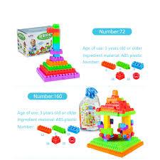 Bộ Đồ Chơi Lego Xếp Hình Cỡ Lớn Cho Bé giảm chỉ còn 218,000 đ