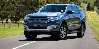 2018 ford. 2018 ford everest price and release date