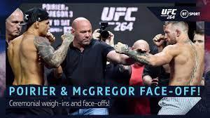 McGregor vs Poirier 3: UK start time ...
