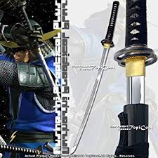 Handmade Functional Practical Samurai Katana Sword Razor