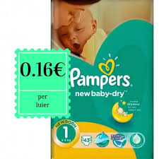 pampers new born 2