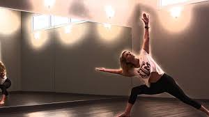 Be Fit Yoga Instructor Ava Schneider - YouTube