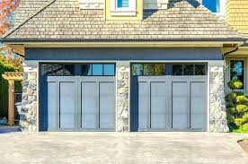 paint aluminum garage door how
